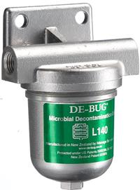 Eco De-Bug Fuel Treatment