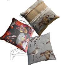 Eco Fabric Cushion Cover