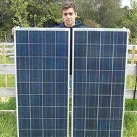 Eco Solar Panels 140W