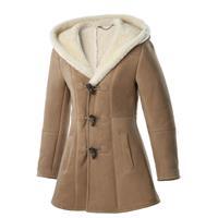 Green Sheepskin Coats