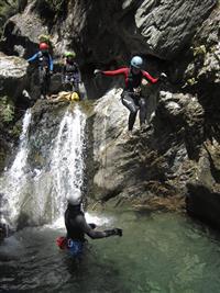 Natural Canyoning Adventures